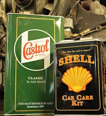Elegir un buen aceite para autos