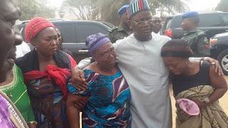 News: Fulani herdsmen have declared war on Benue – Ortom weeps as he buries victims in Makurdi