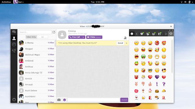 Como instalar o Viber no Fedora, openSUSE, Mageia e derivados!