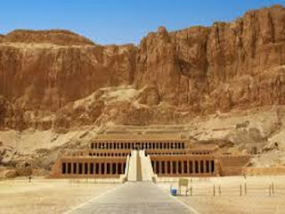 Gambar Wisata Mesir Valley Of the King (Lembah Para Raja)