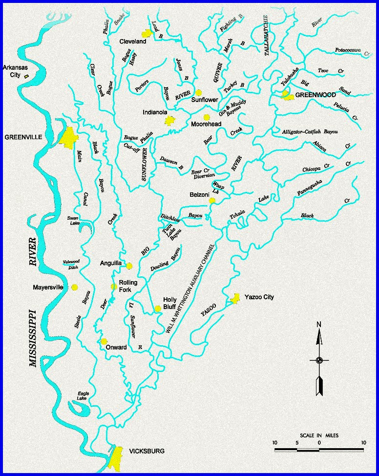 A look at the river basin of mexican valley of teotihuacn