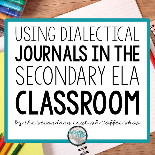 Classroom Design Journal Articles ~ Dialectical journals in the ela classroom secondary