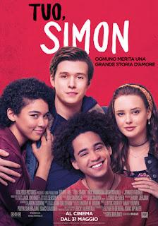 locandina film Tuo, Simon