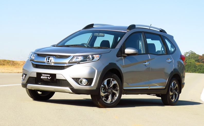 All New Compact Suv Honda Brv Photo Gallery Interior Autocar