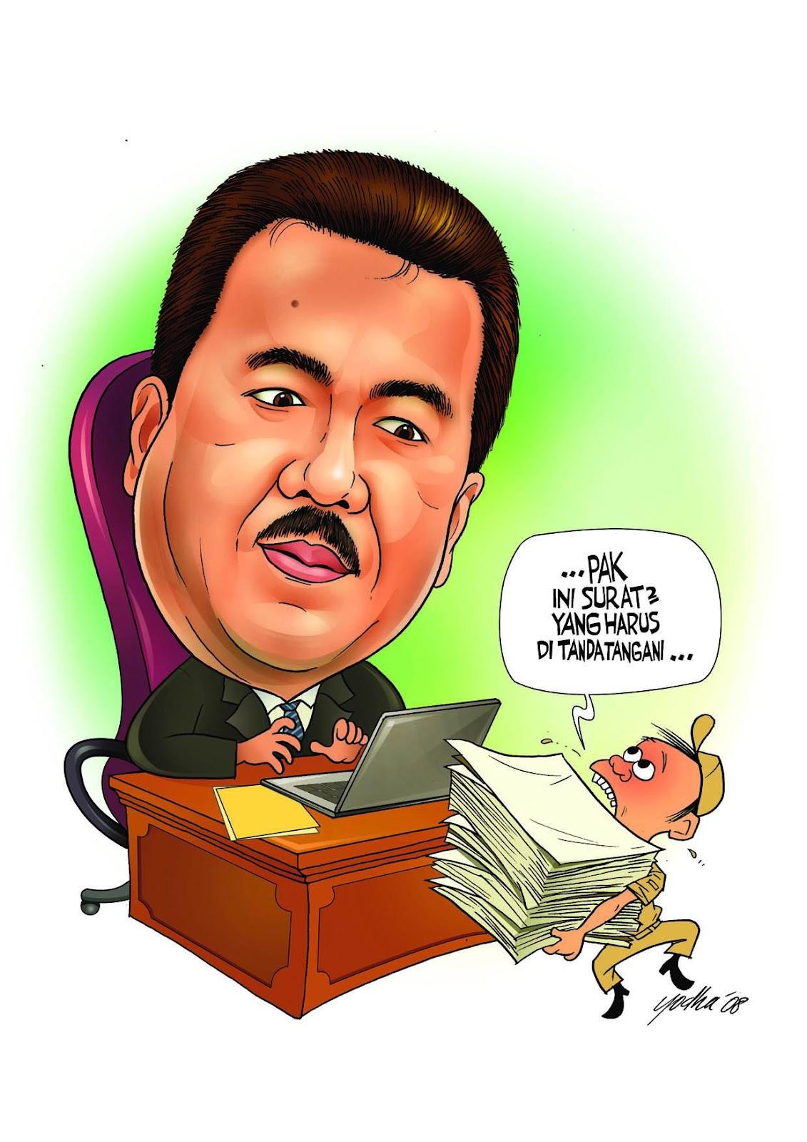 Karikatur | Berbagi ILMU
