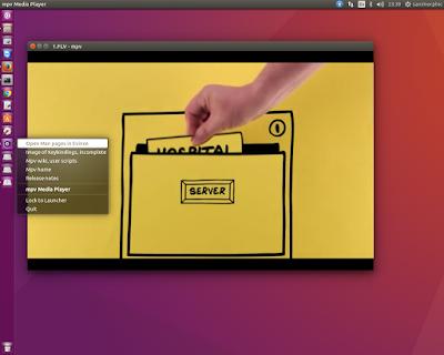 Install MPV 0 19 0 Video Player on Linux Mint & Ubuntu