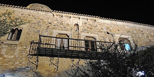 Cáceres casa-palacio de Carvajal