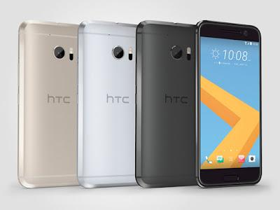 أندرويد نوجا يصل إلى هاتف HTC 10