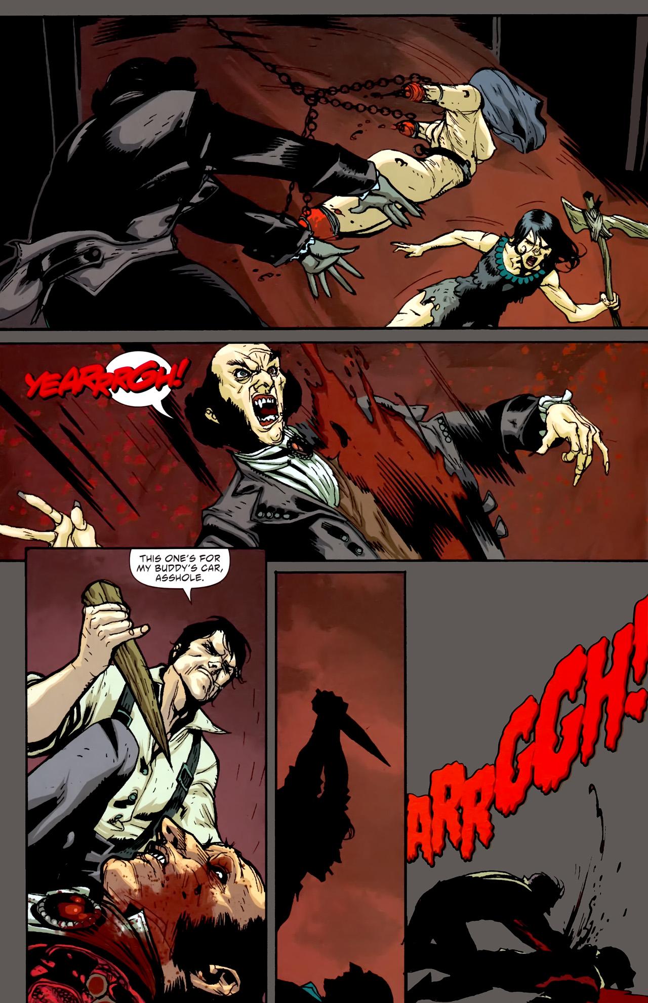 Read online American Vampire comic -  Issue #5 - 6