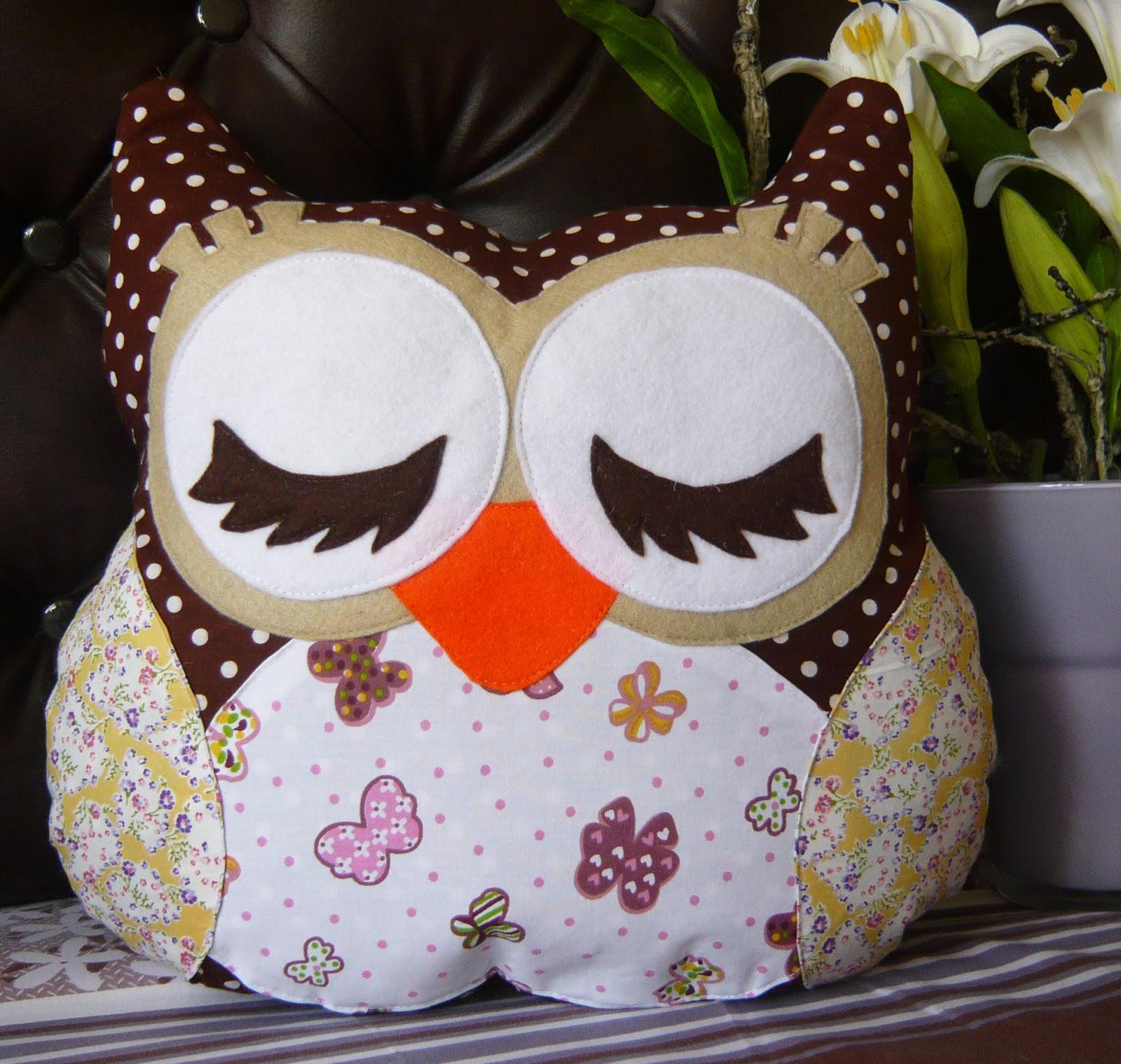 PROPOSAL Pembuatan Bantal Owl Kain Perca  be293c370e