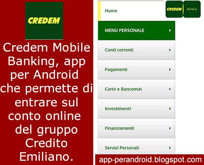 app credem