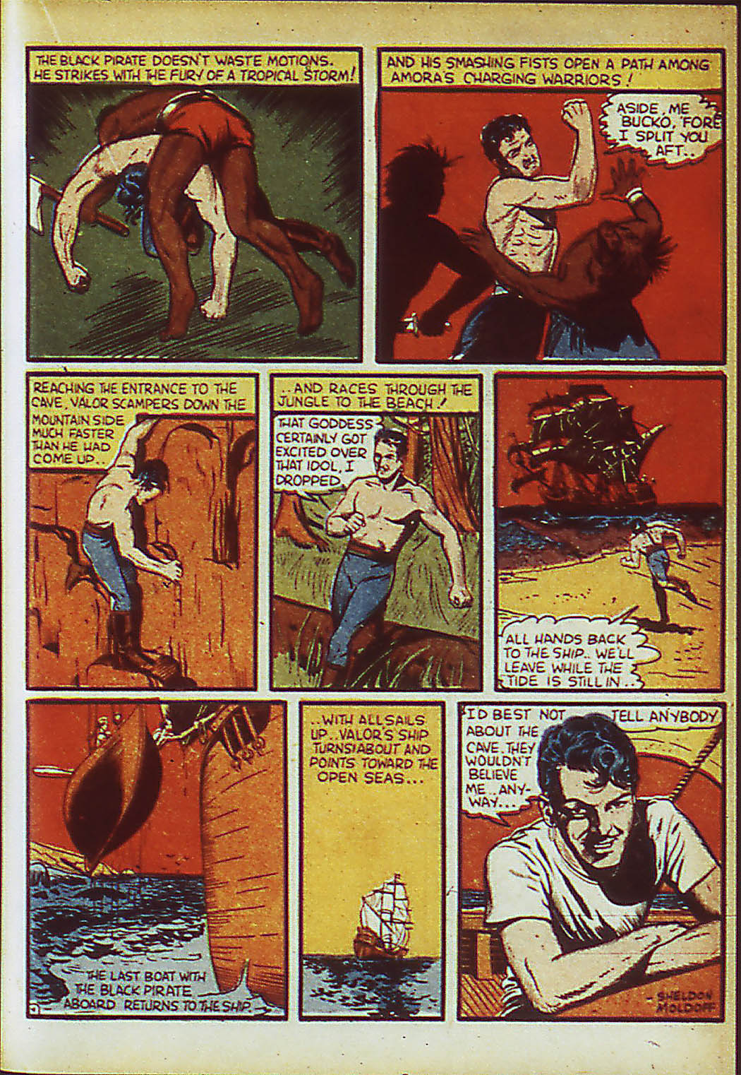 Read online Action Comics (1938) comic -  Issue #41 - 28