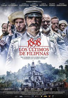 Watch 1898, Our Last Men in the Philippines (1898. Los últimos de Filipinas) (2016) movie free online
