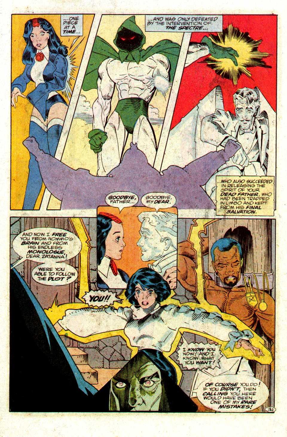 Read online Secret Origins (1986) comic -  Issue #27 - 35