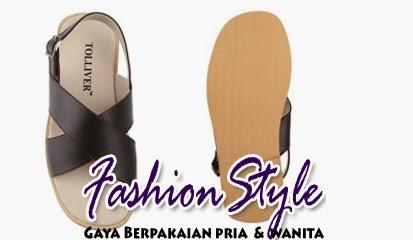Harga dan Model Sandal Pria Murah Terbaru 2015