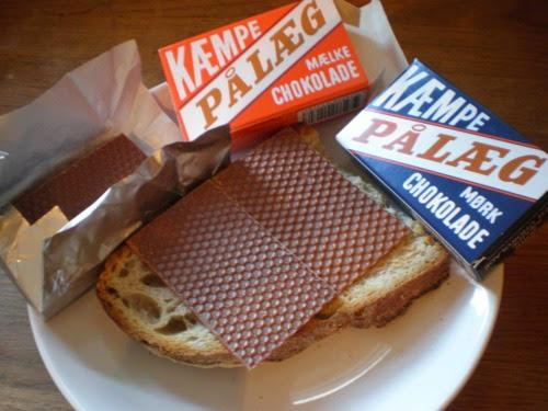 paper chocolate da Dinamarca