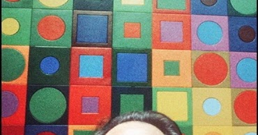 David Dangerous Victor Vasarely Paintings
