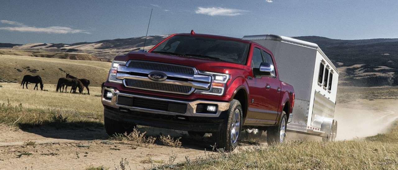Ford Recalls 2 Million Pickup Trucks Over Fire Risk