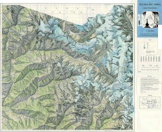 Rolwaling Himal - 50 000