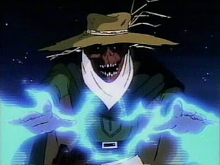 Galaxy Rangers - The Scarecrow
