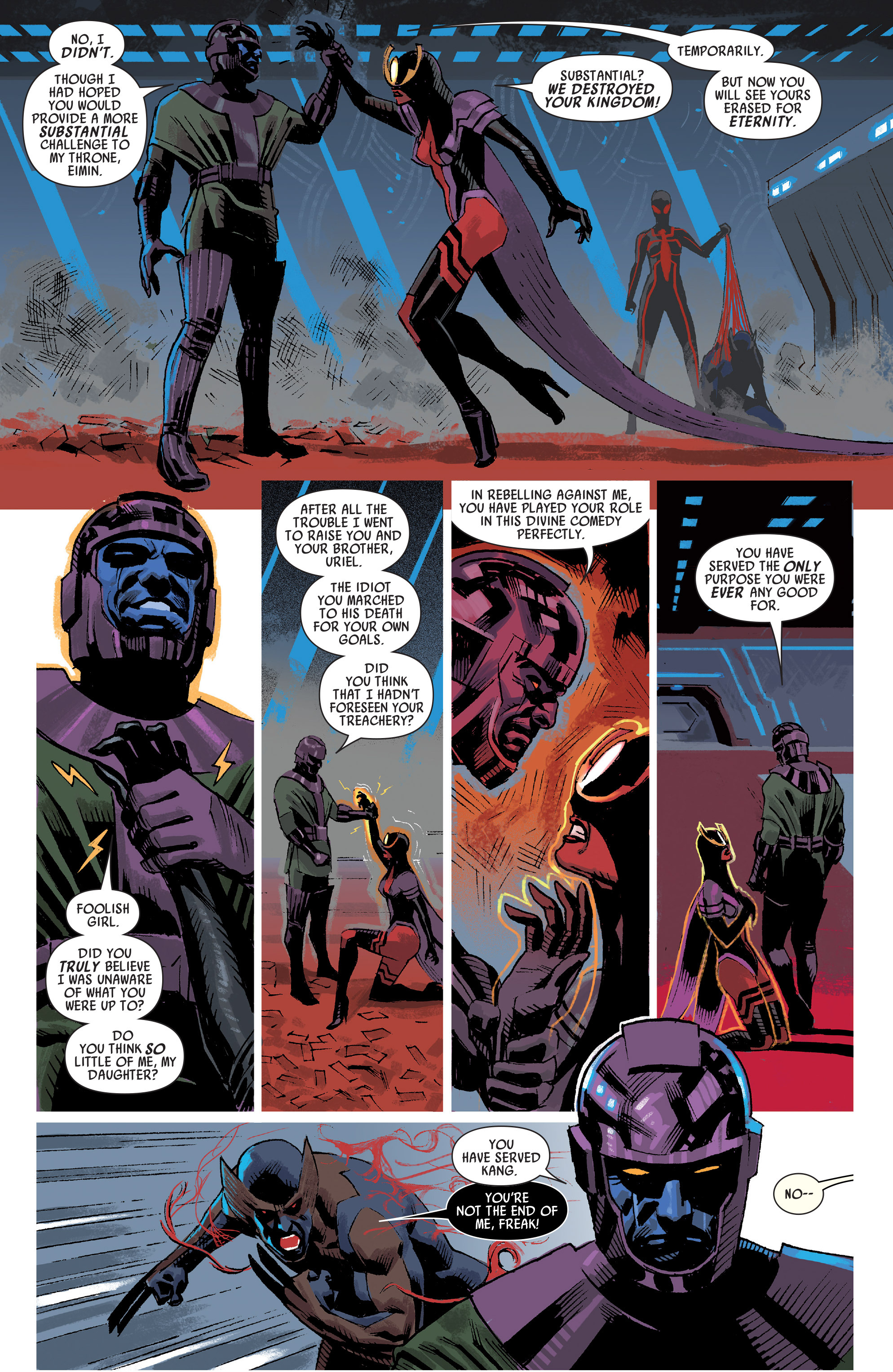 Read online Uncanny Avengers (2012) comic -  Issue #20 - 11