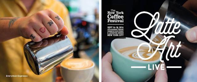 фестиваль кофе Нью-Йорк