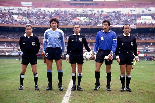 Chile y Uruguay en Copa América 1987, 12 de julio