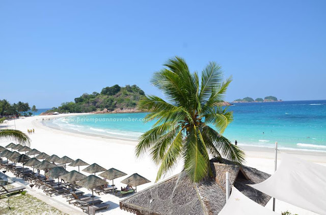 Pulau Redang, Primadona Pariwisata Terengganu