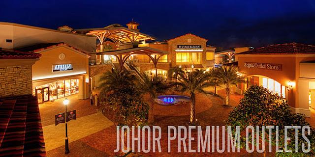 Objek Wisata Johor Bahru Malaysia Yang Wajib Dikunjungi