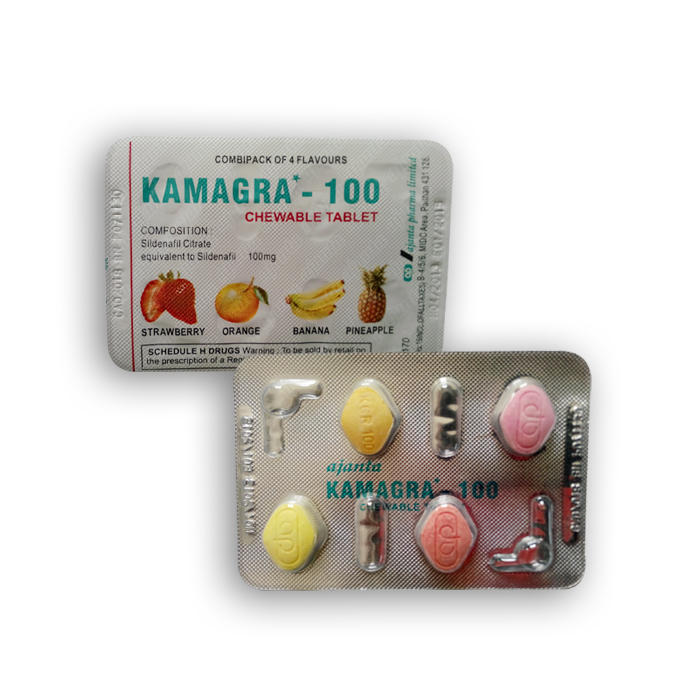 The Kamagra Soft Chewable Tabs (mg Sildenafil) now Available at your Kamagra Now UK Store!