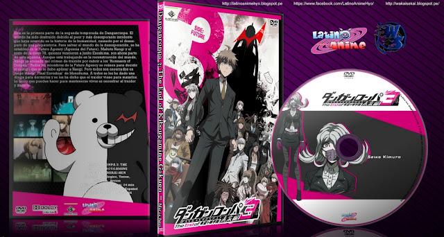 Danganronpa 3: The End of Kibougamine Gakuen – Mirai-hen   12/12   Cover DVD   Mkv 720p   MEGA  