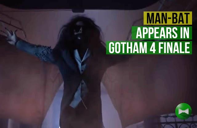 Man-Bat appears in Gotham Season 4 finale