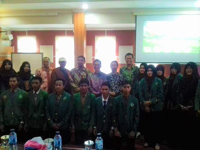 Acara Persesmian PMAT UIN Raden Fatah Palembang