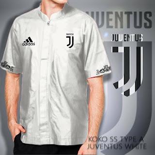 Baju Koko Juventus