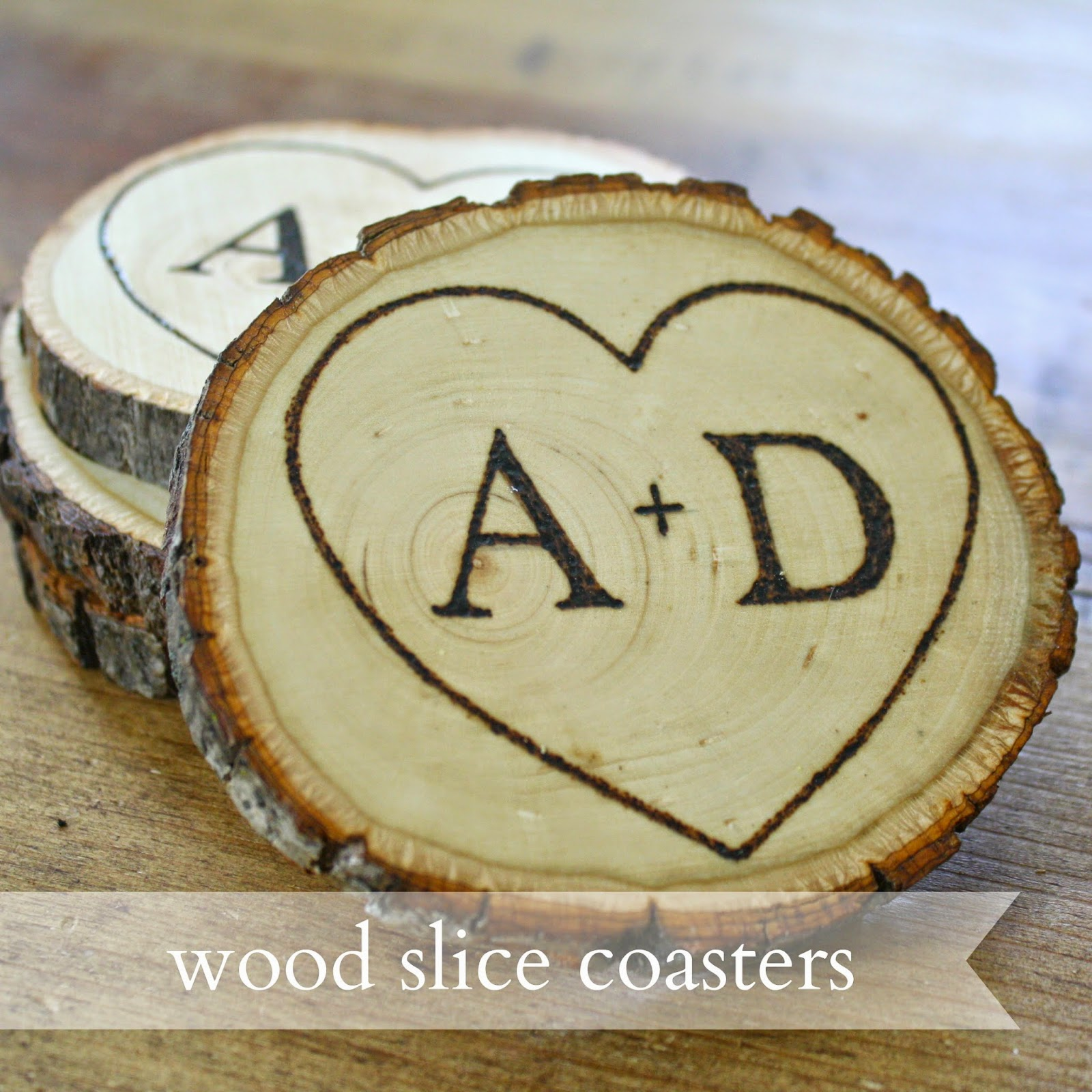 http://www.livealittlewilderblog.com/2015/04/wood-slice-coasters-diy-tutorial.html