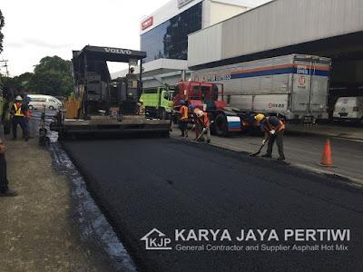 Pengaspalan Jalan Terbaru Karya Jaya Pertiwi, Jasa Pengaspalan Jakarta, Banten, Cilegon, Jawa Barat