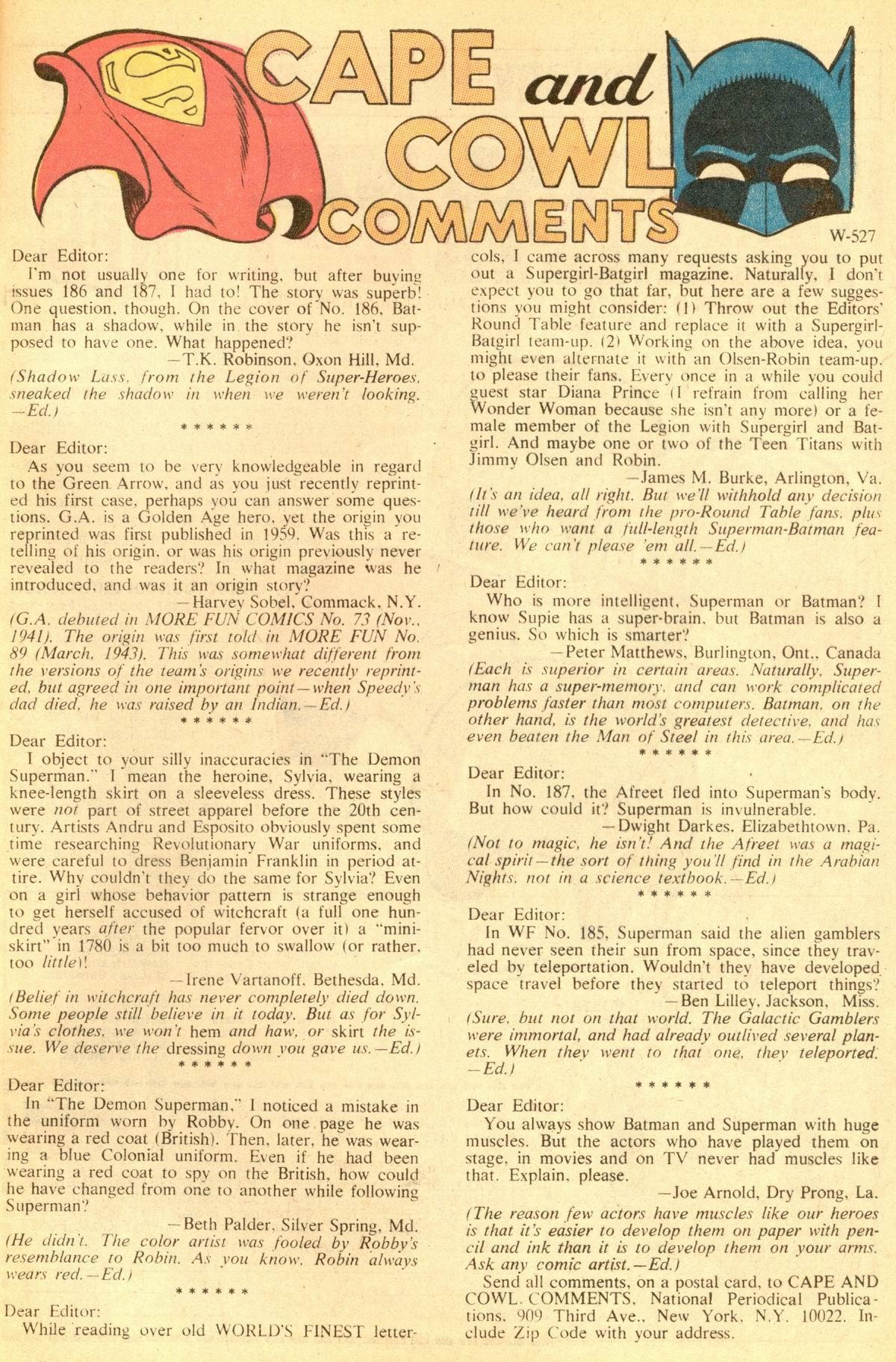 Read online World's Finest Comics comic -  Issue #191 - 33