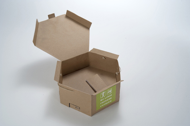 Eco Friendly Chinese Take Out On Packaging Of The World