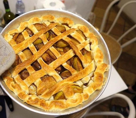 Pie Paling Enak