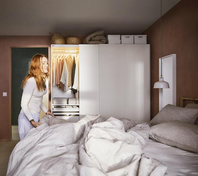Catálogo IKEA 2019: Dormitorio
