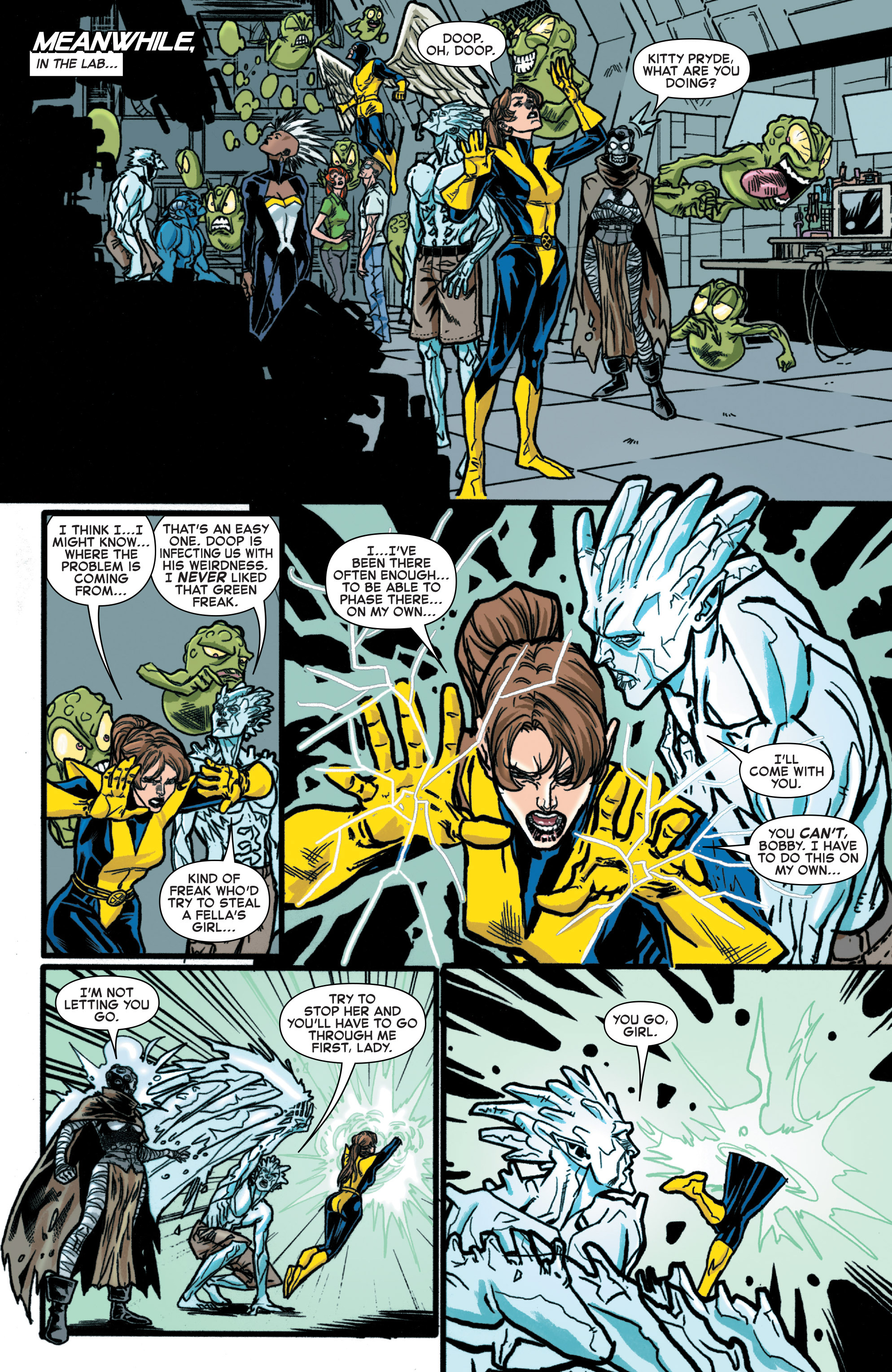 Read online All-New Doop comic -  Issue #5 - 11