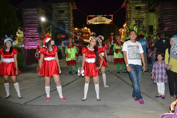 Melaka - A Famosa Resort - Cowboy Town