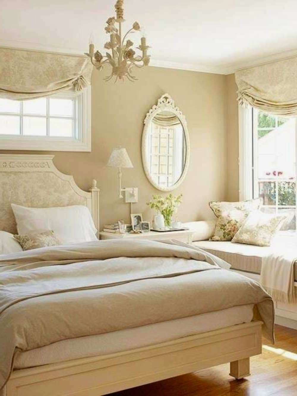dormitorios decorados color beige ideas para decorar