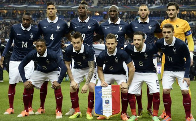 Skuad Resmi EURO 2016 Prancis