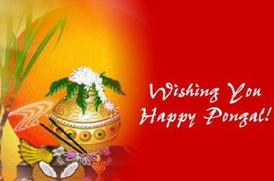 Happy Pongal Wishes Quotes Sms in English