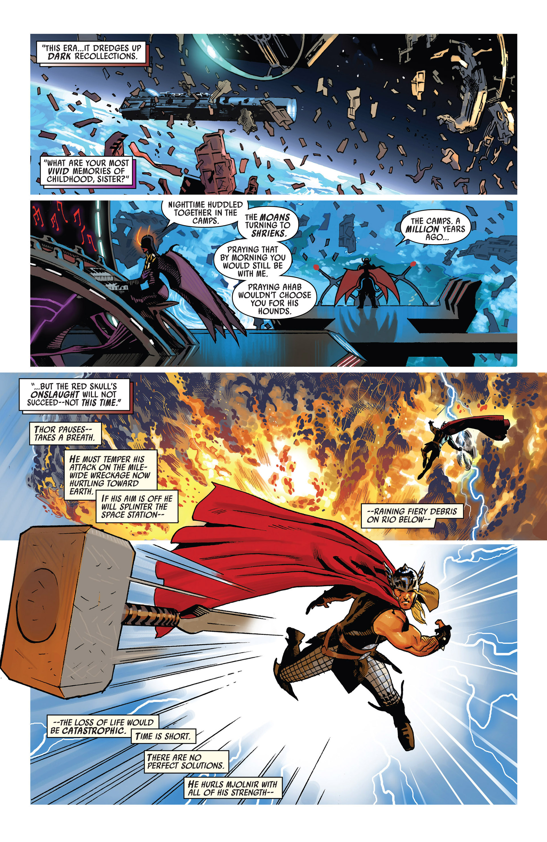 Read online Uncanny Avengers (2012) comic -  Issue #8 - 3
