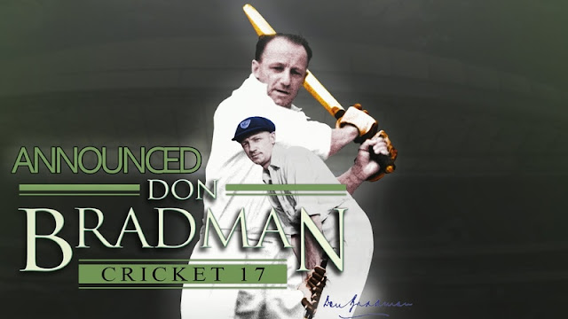Don Bradman Cricket 17 - SSE