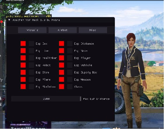 Hack Rules of Survival PC Aapathe 12/12/2018