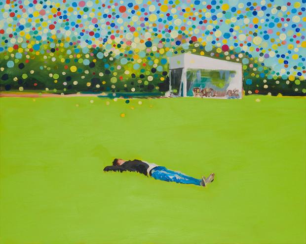 © Grażyna Smalej | Explosión de Vida y Color | pintura | nuncalosabre