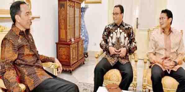 Janji yang Tak Ditepati Jokowi Ini Bakal Realisasikan Oleh Gubernur Anies